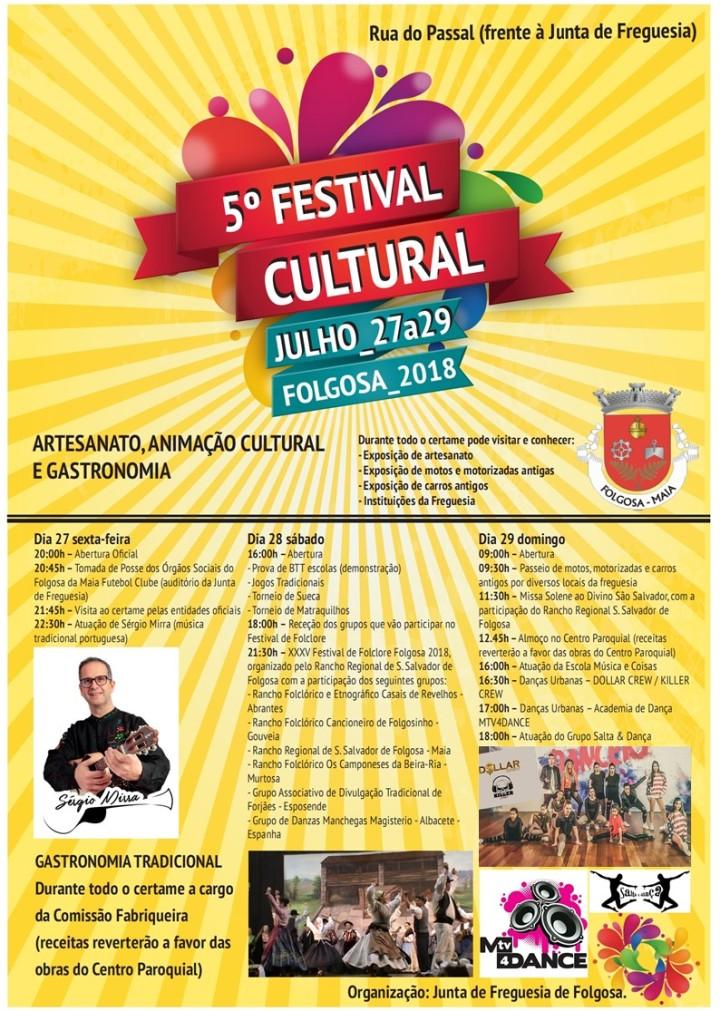5 festival