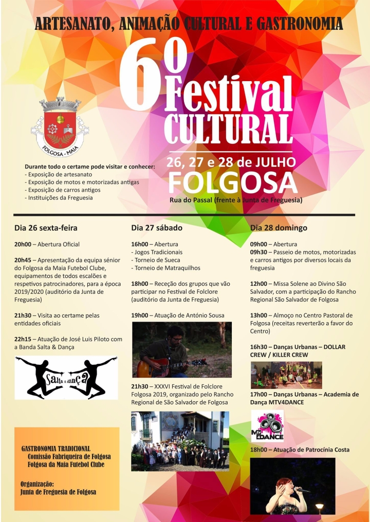 6 festival cultural